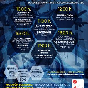 Ciclo Indoor Mutilva 27/04/2019
