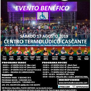 IV Ciclonnight Centro Termolúdico de Cascante