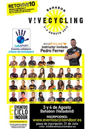 Evento Bahabón 2019