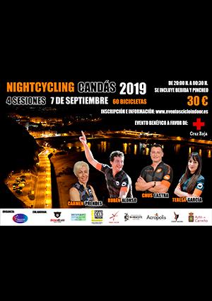 Nightcycling Candás 2019